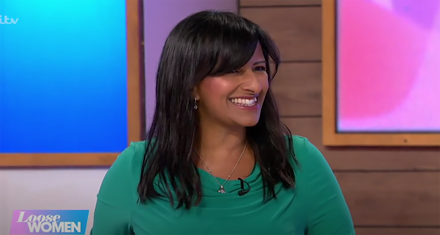 Loose Women viewers thrilled as GMB's Ranvir Singh steps in to host