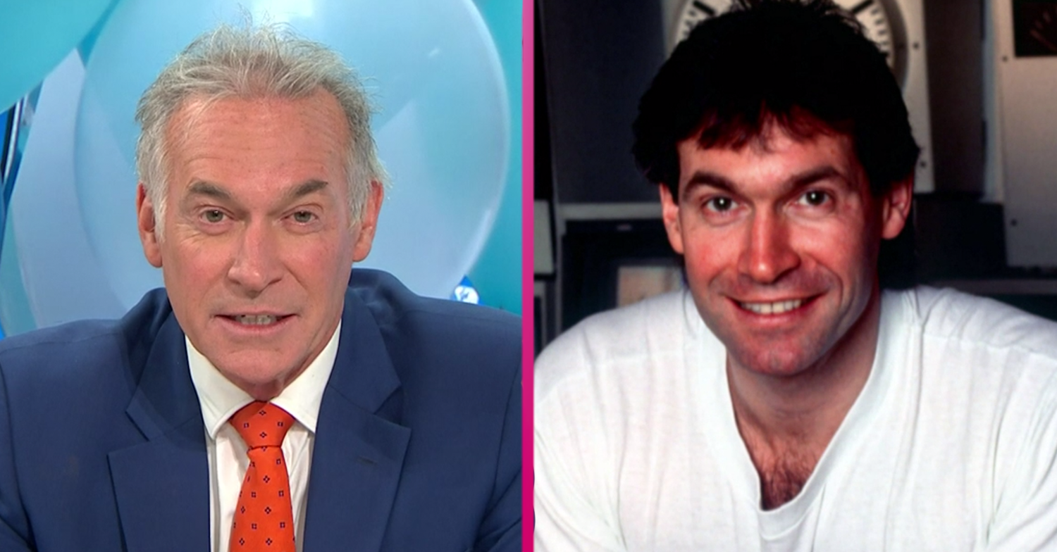 Dr Hilary Jones shares 'amazing' throwback pics to celebrate his 67th birthday on GMB