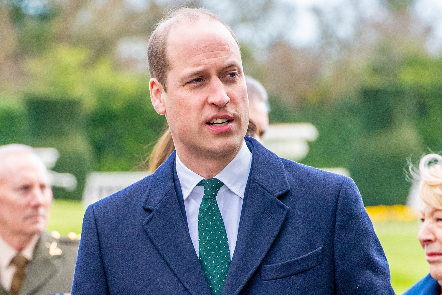 Prince William's birthday 'will be tinged with sadness as he misses mother Diana'