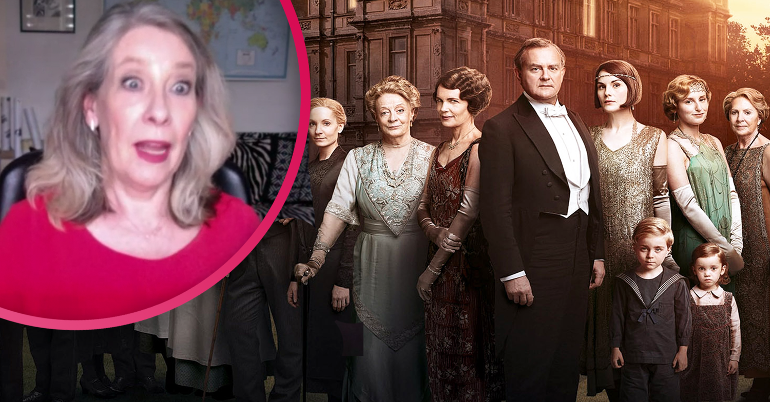 Downton Abbey movie sequel could be on the horizon, hints Mrs Hughes actress Phyllis Logan