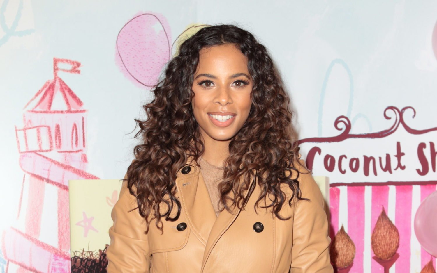 Rochelle Humes gives fans pregnancy update as she shares glimpse of growing bump