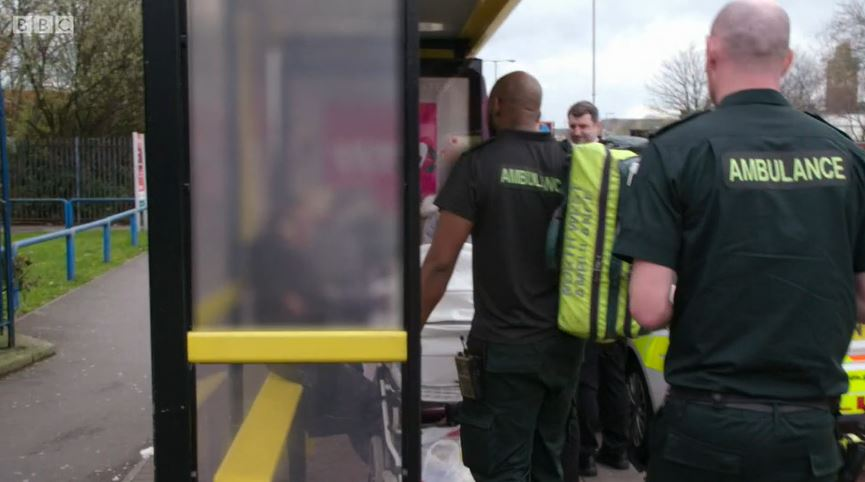 Ambulance on BBC One