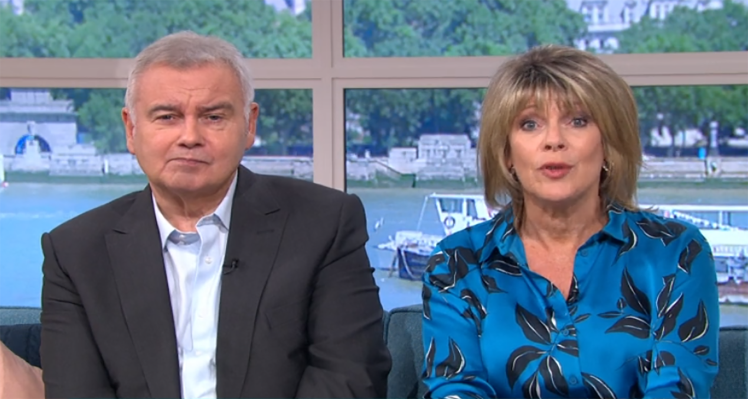 Eamonn and Ruth apologise after cutting off Spin To Win caller despite correct pass phrase