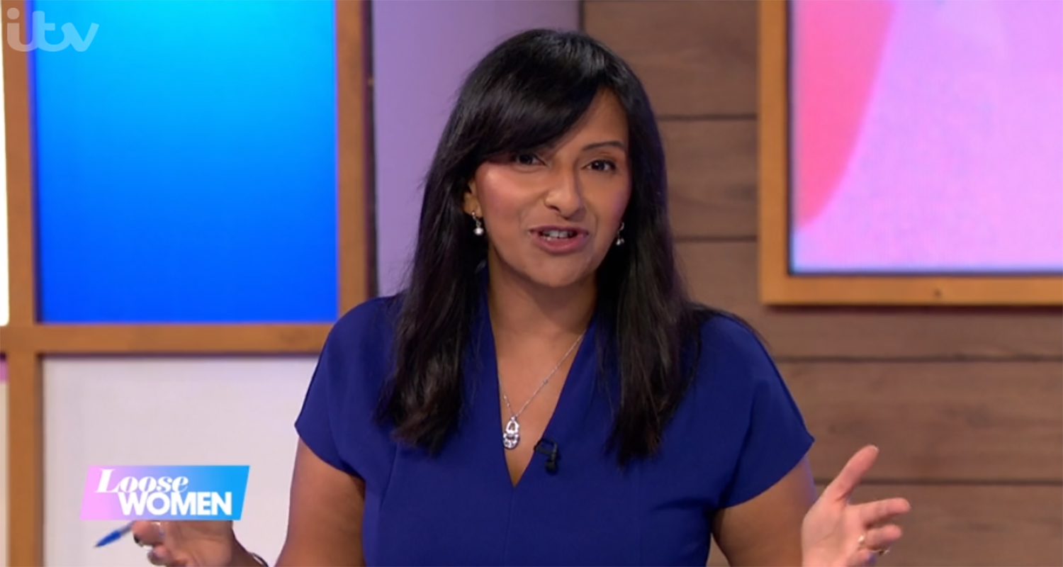 Loose Women viewers beg ITV to make Ranvir Singh permanent after debate