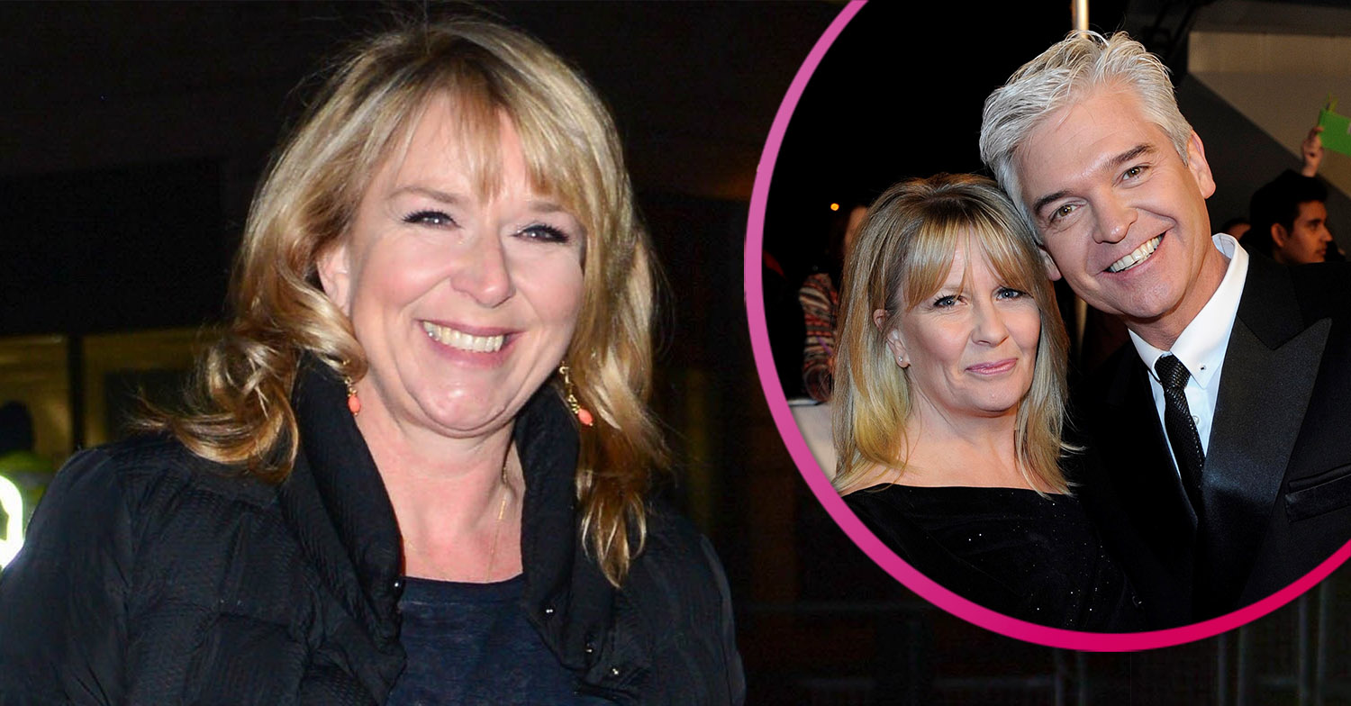 Fern Britton says she 'feels' for Phillip Schofield's wife after he came out as gay