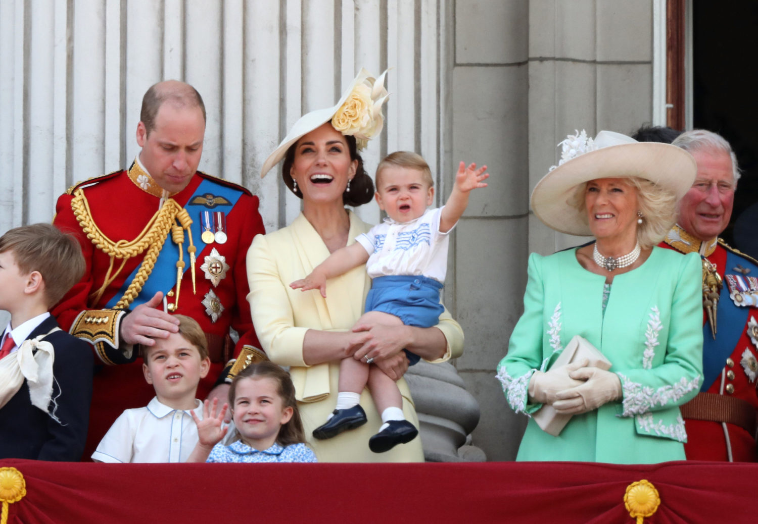 Prince Louis is 'obsessed with Mary Berry and claps when she comes on TV'
