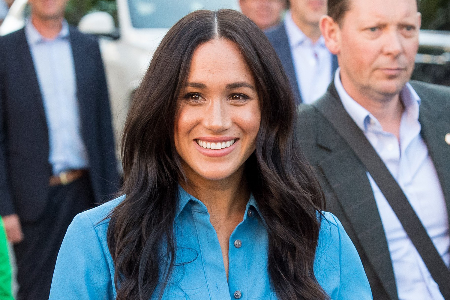 Meghan 'believes she was destined to leave UK to fight racism in US'