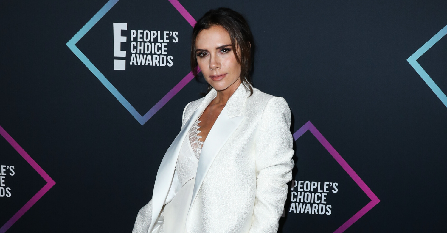 Victoria Beckham shares adorable photo of Harper dressing up like mum