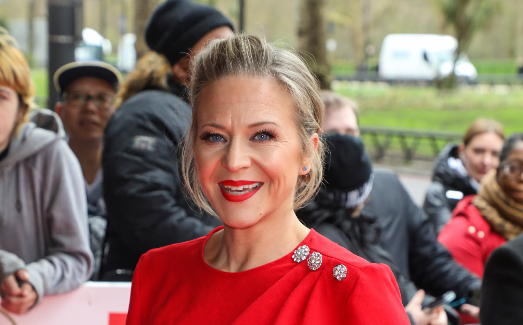 EastEnders stars don't know what's happening in storylines, says Kellie Bright
