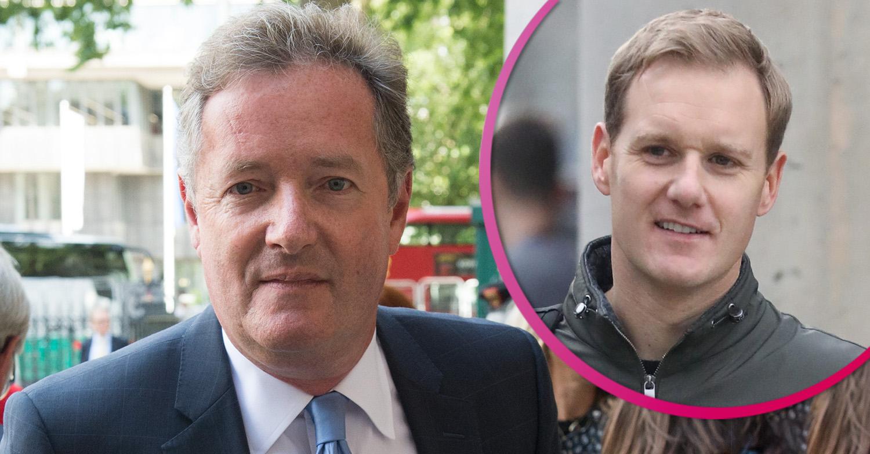 Piers Morgan and Dan Walker in savage Twitter row over 'swearing' on TV show
