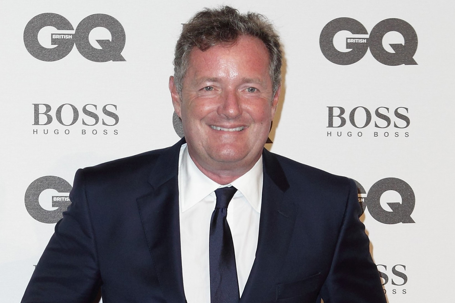 Piers Morgan's fans gush over his 'handsome' dad as he celebrates Father's Day