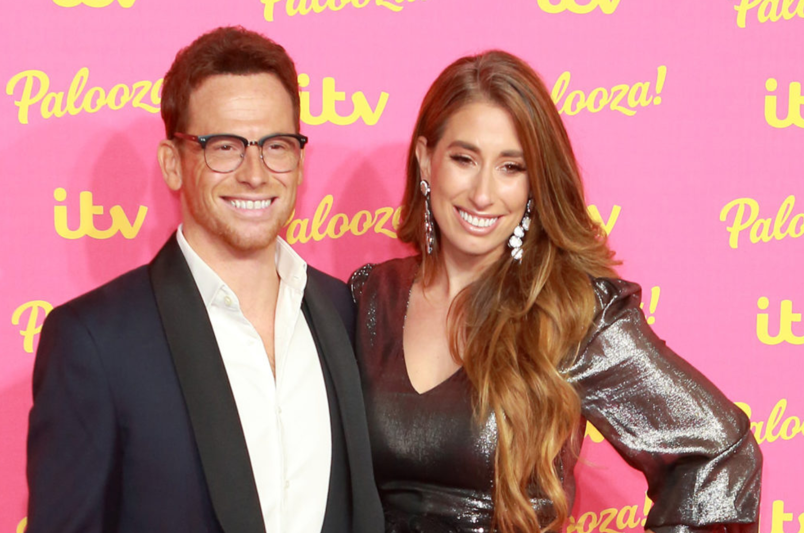 Joe Swash sobs as Stacey Solomon and son Rex treat him on Father's Day