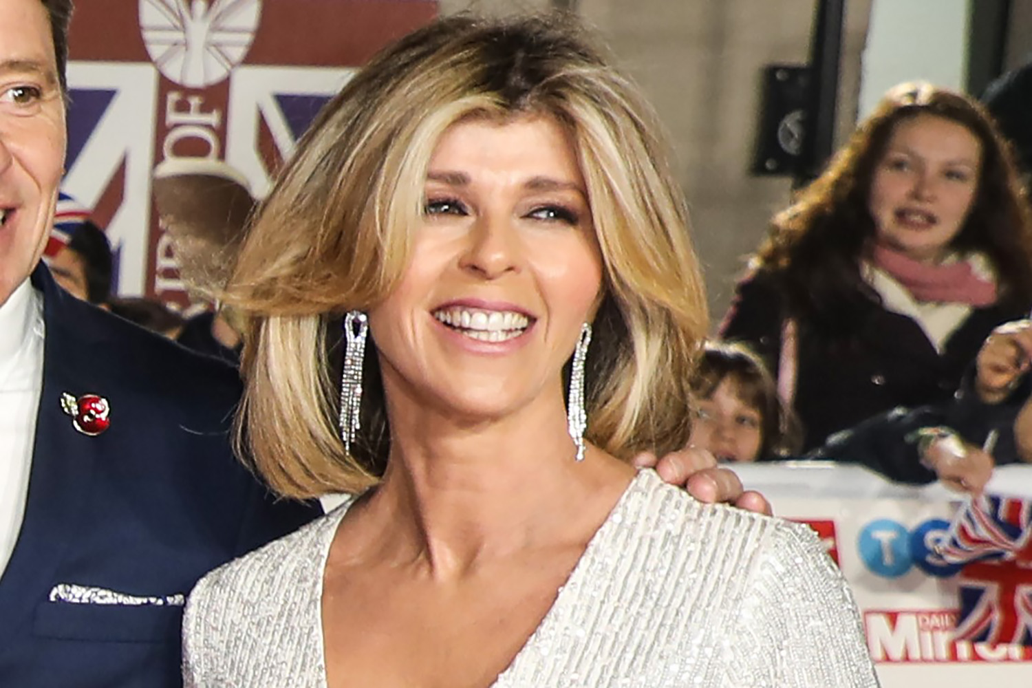 Kate Garraway shares update on husband Derek on Father's Day
