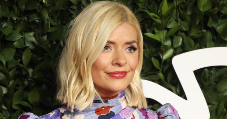 holly willoughby fathers day