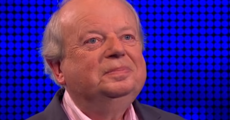 John Sergeant on The Chase ITV