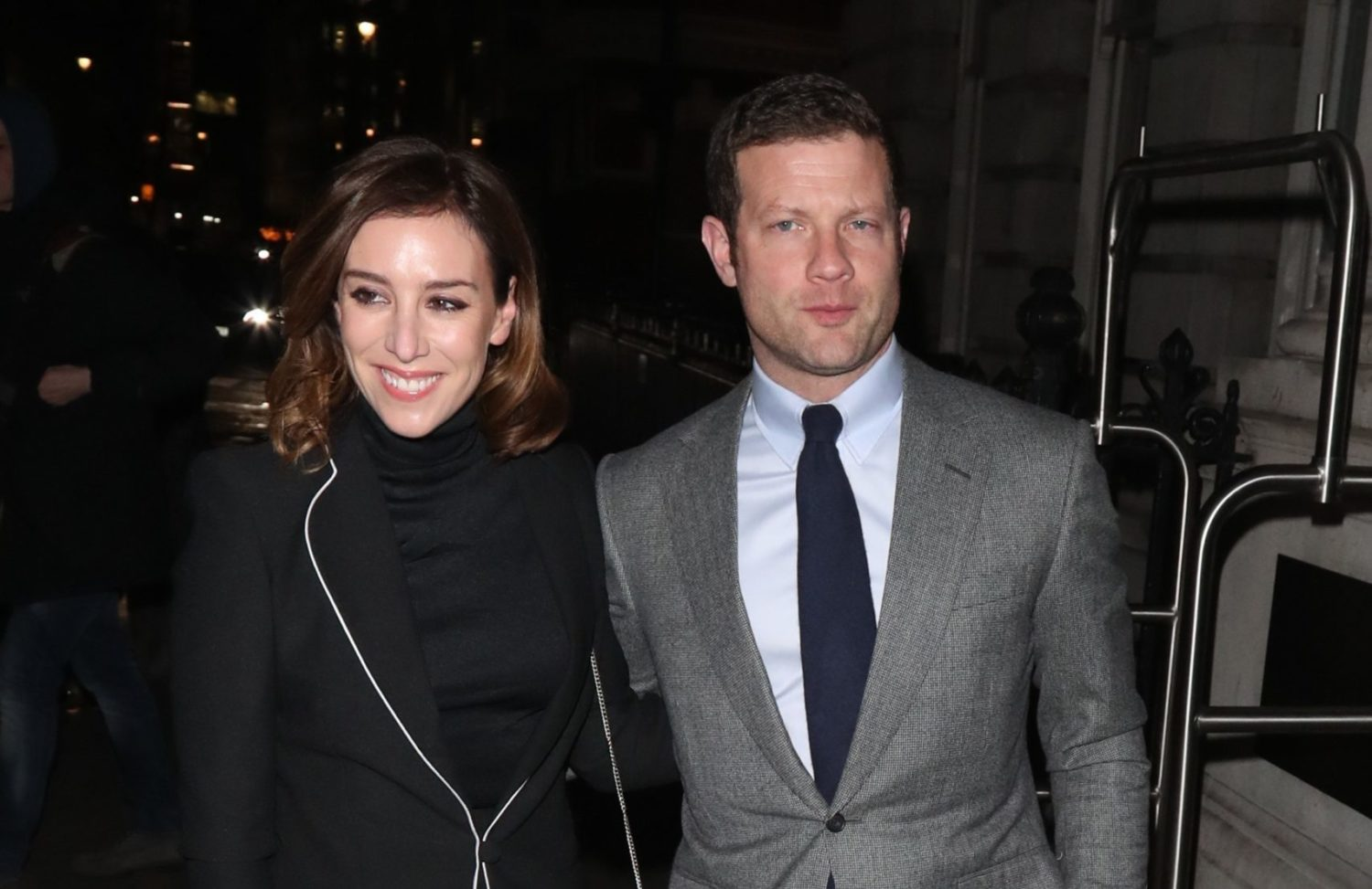 Dermot O'Leary and wife Dee throw 'summer solstice' baby shower with celebrity pals