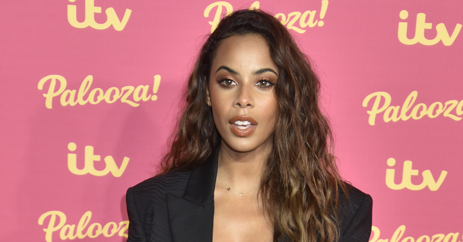 Rochelle Humes feels 'nervous' as she sends her daughter back to school