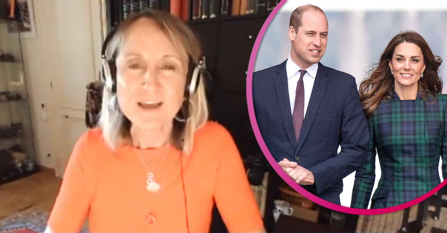 Loose Women viewers divided over Carol McGiffin's comments about 'try-hard' William and Kate