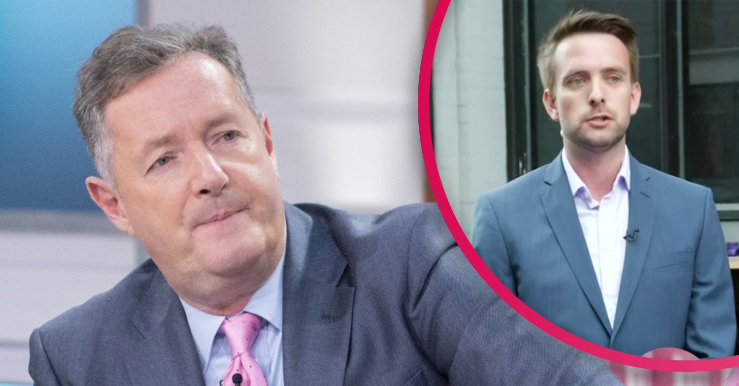 Piers Morgan slammed over Reading terror attack comments on GMB: 'Shame on you!'