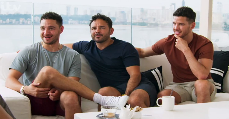 Adam, Ryan and Scott Thomas 'land second series of ITV travel show'