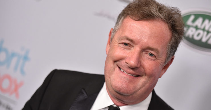 Piers Morgan holiday