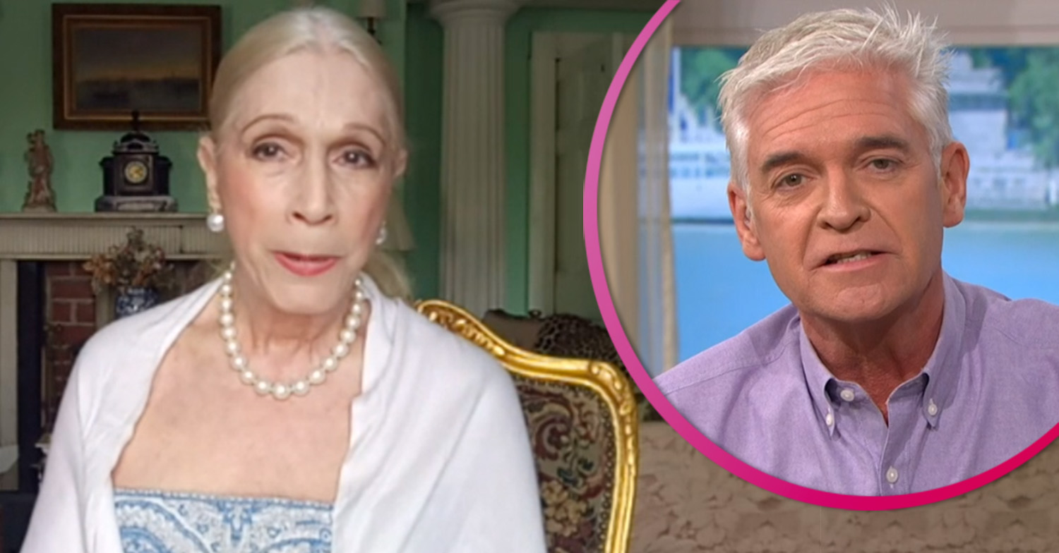 This Morning viewers complain about Phillip Schofield's interview with Lady Colin Campbell to Ofcom