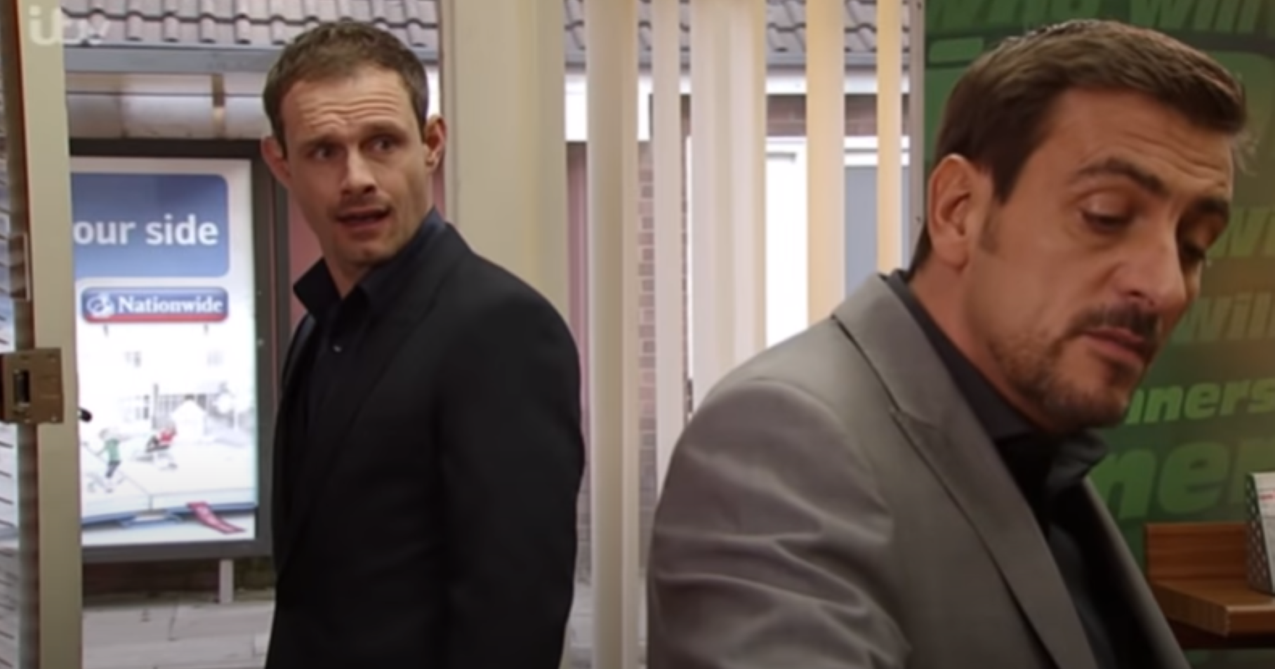 Coronation Street SPOILERS: Nick turns to former enemy Peter for support
