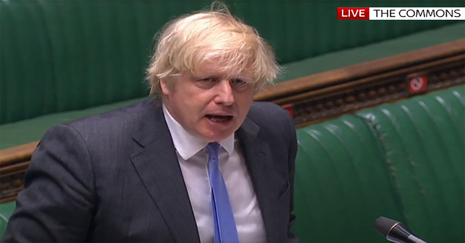 Boris Johnson Announces All Schools In England Will Reopen Fully In September