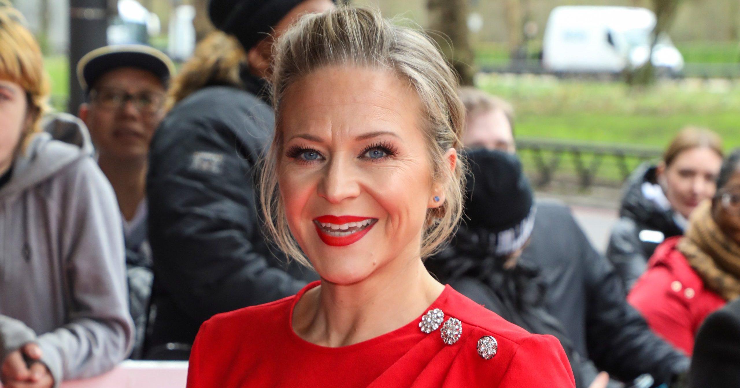 EastEnders' Kellie Bright reveals Linda Carter's Page 3 model past