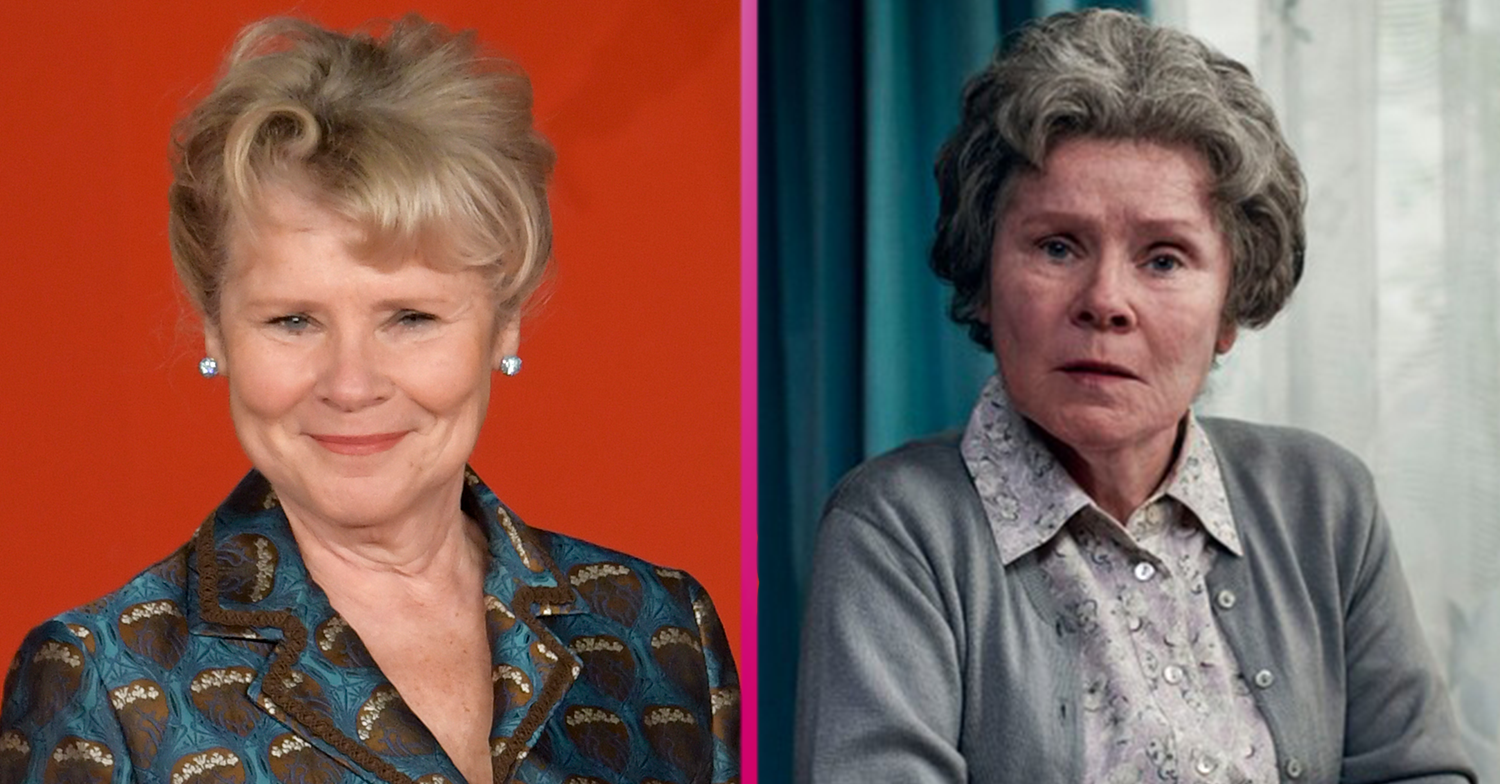 Is Imelda Staunton married? Talking Heads and Harry Potter star