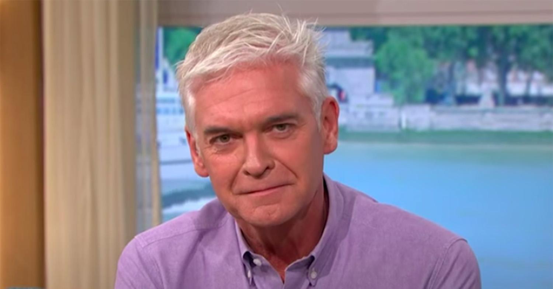 Phillip Schofield shocked as presenter Michael Underwood resurfaces as school teacher