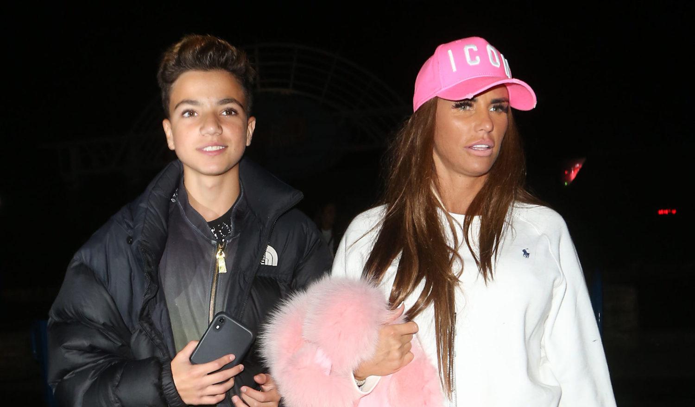 Katie Price reveals 'embarrassed' Junior refuses to bring friends over