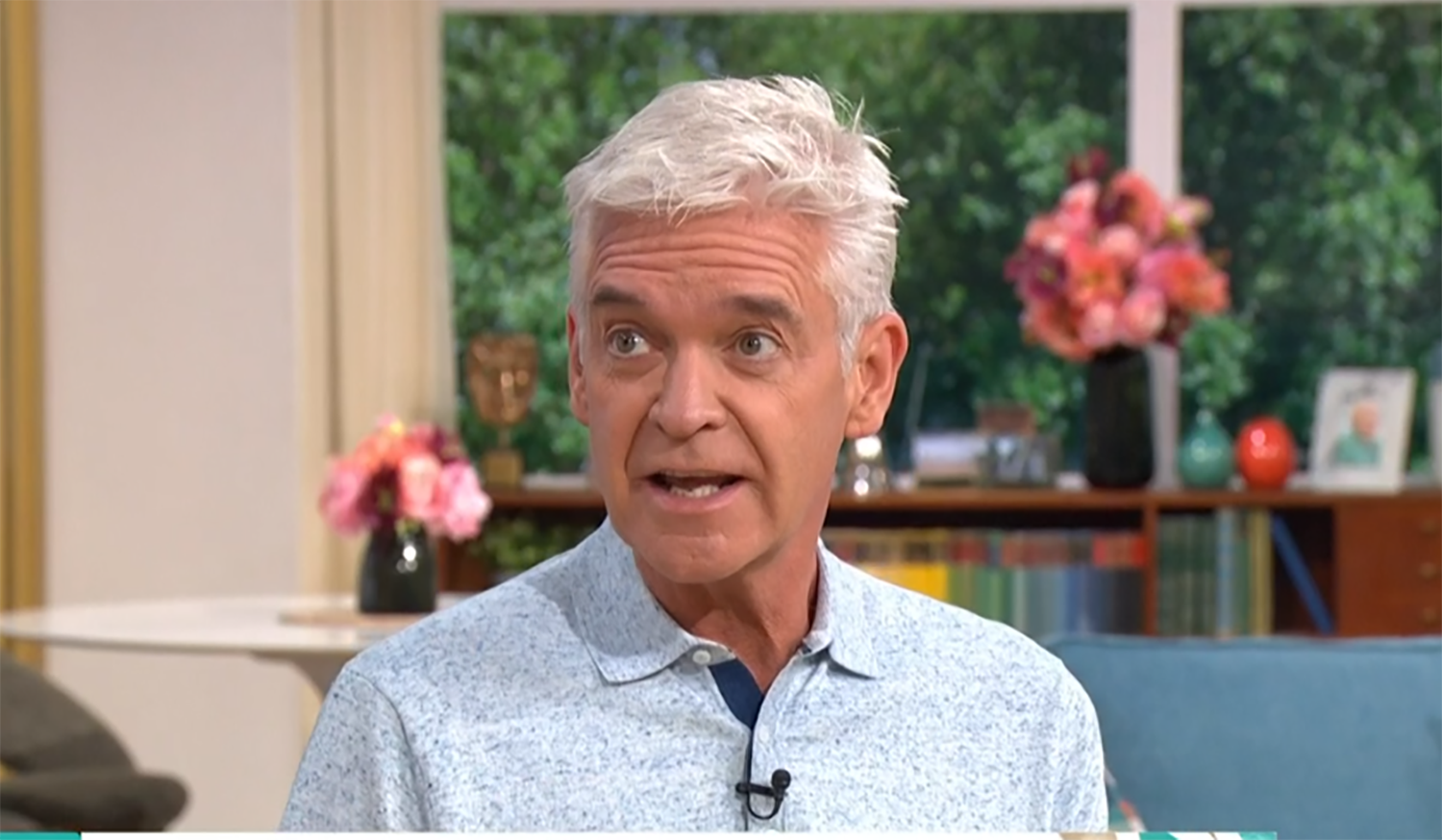 Phillip Schofield savages This Morning viewer for complaining about show 'rushing' segments