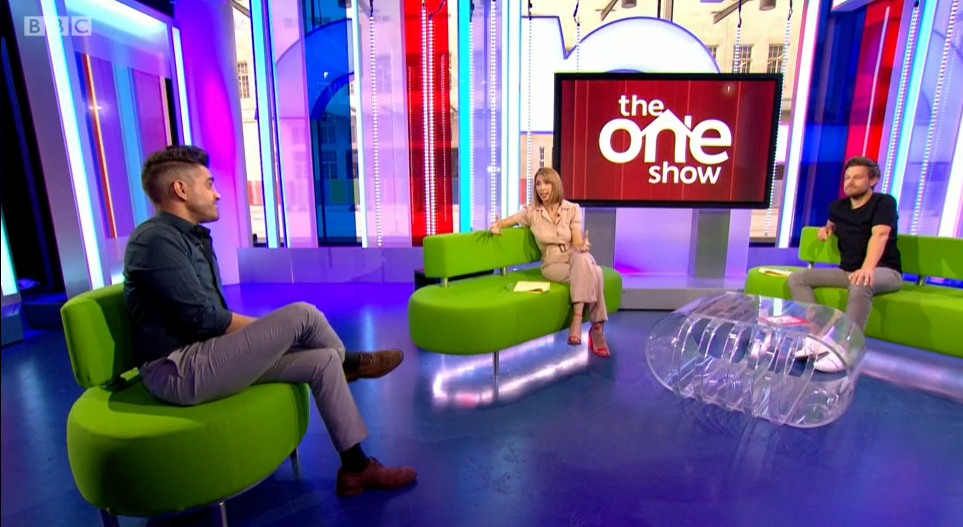The One Show Dr Ranj BBC