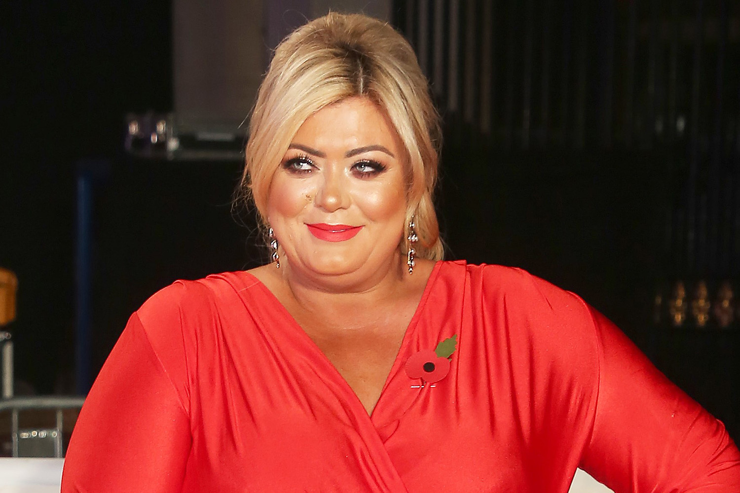 Gemma Collins stuns fans as she shows off weight loss in mini dress