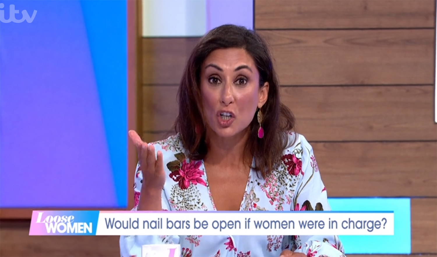 Loose Women stars issue plea to Boris Johnson to open salons to 'save divorces'