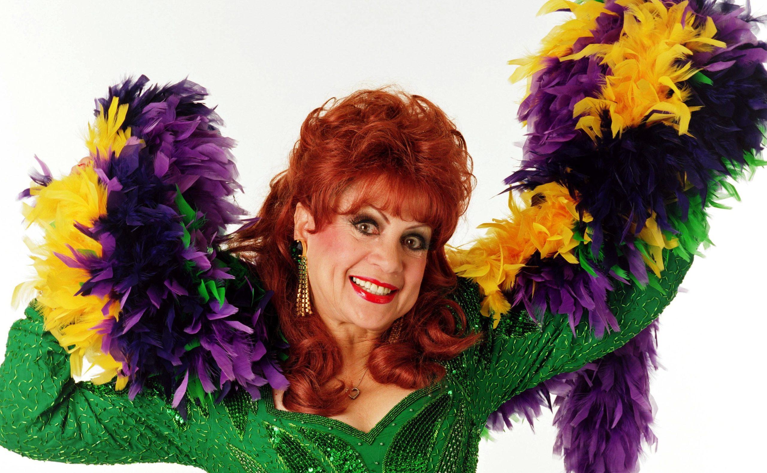 Singer Margarita Pracatan 'dies aged 89'