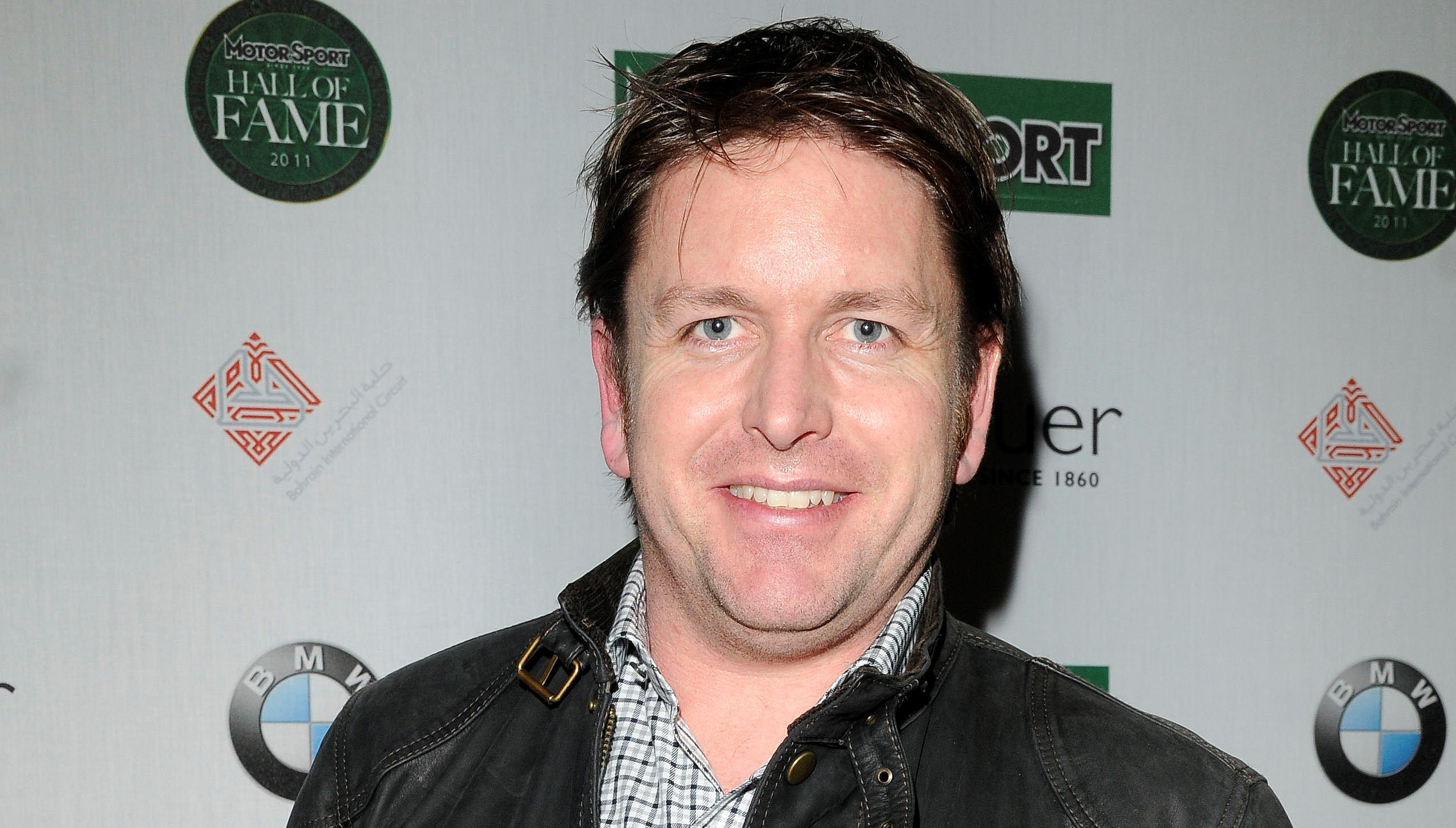 James Martin whips fans into a frenzy with first look at filming new Saturday series