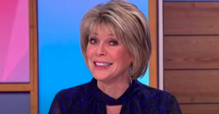 ruth langsford loose women itv