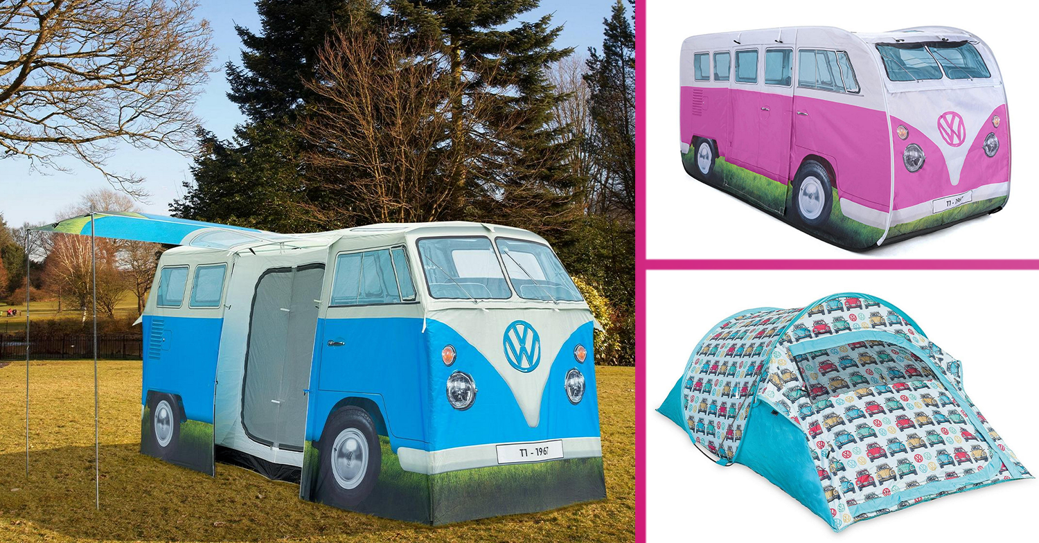 Studio's VW Campervan range is perfect for post-lockdown staycations