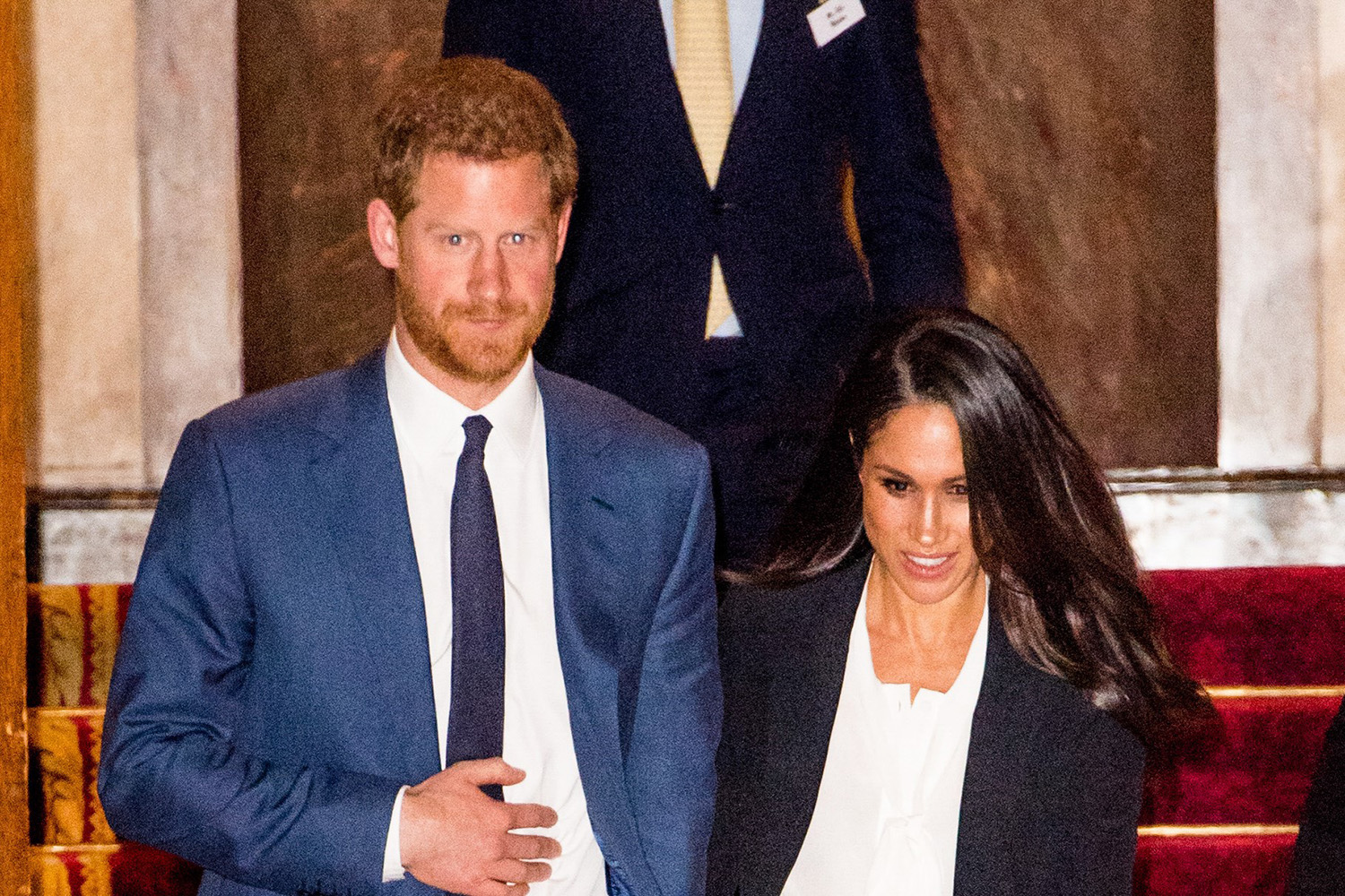 Harry and Meghan's first role after quitting the royal family 'confirmed'