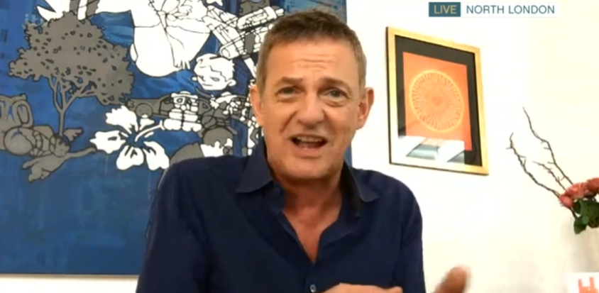 Matthew Wright This Morning ITV