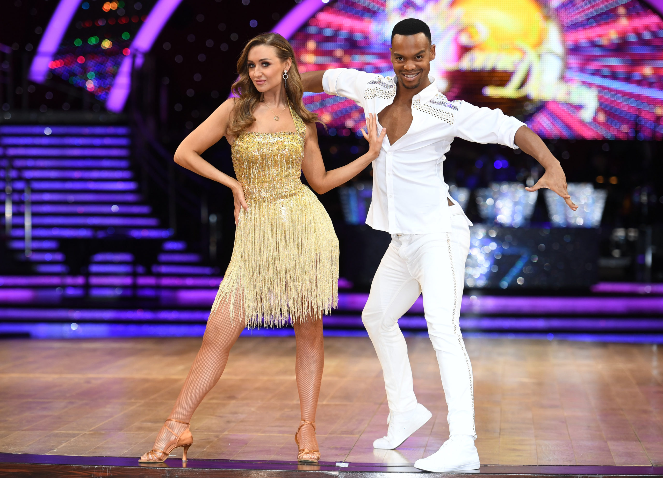 Strictly Come Dancing pro Johannes Radebe