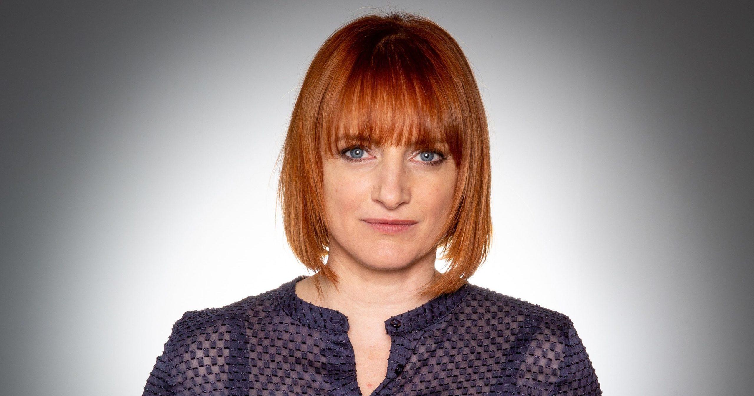 Emmerdale star Nicola Wheeler didn't wash her hair for seven weeks in lockdown