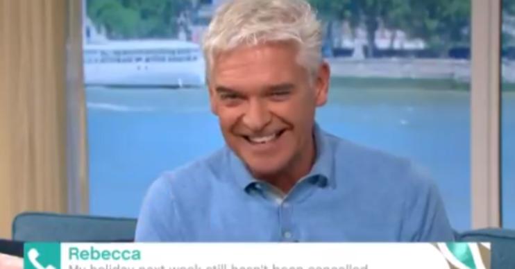 This Morning Phillip ITV
