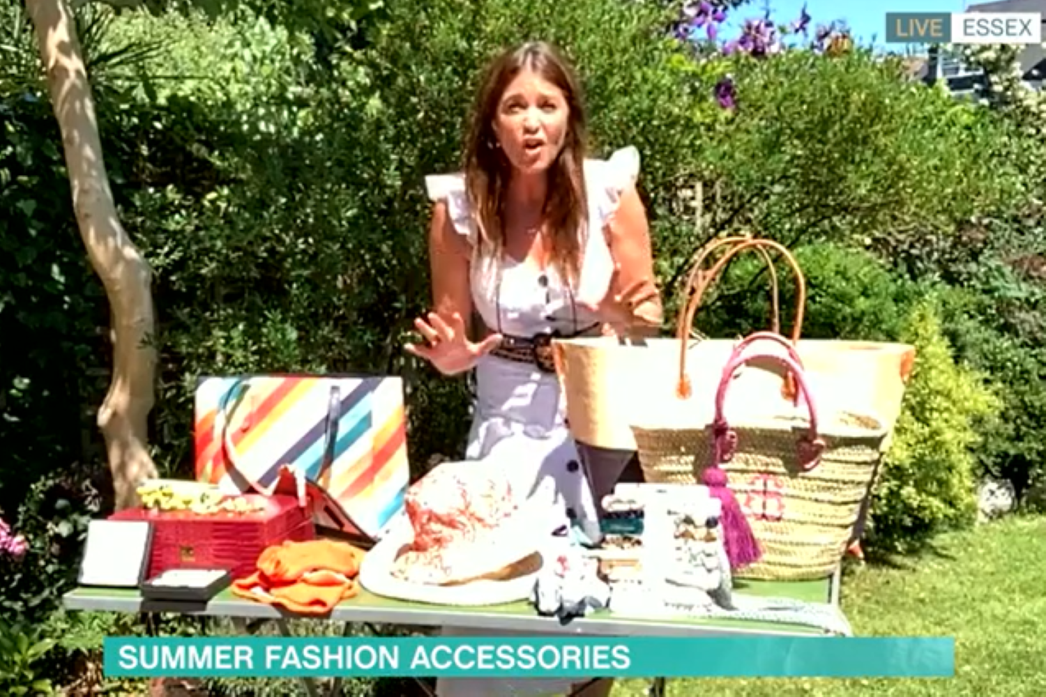 This Morning fans unhappy with prices during show's fashion segment