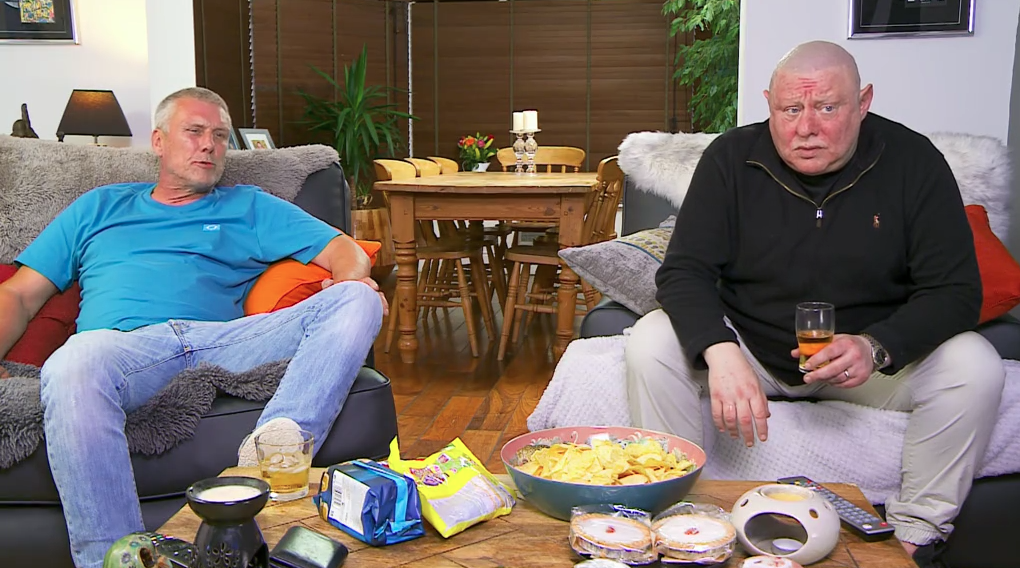 Celebrity Gogglebox hit with complaints over Shaun Ryder and Bez's drug jokes