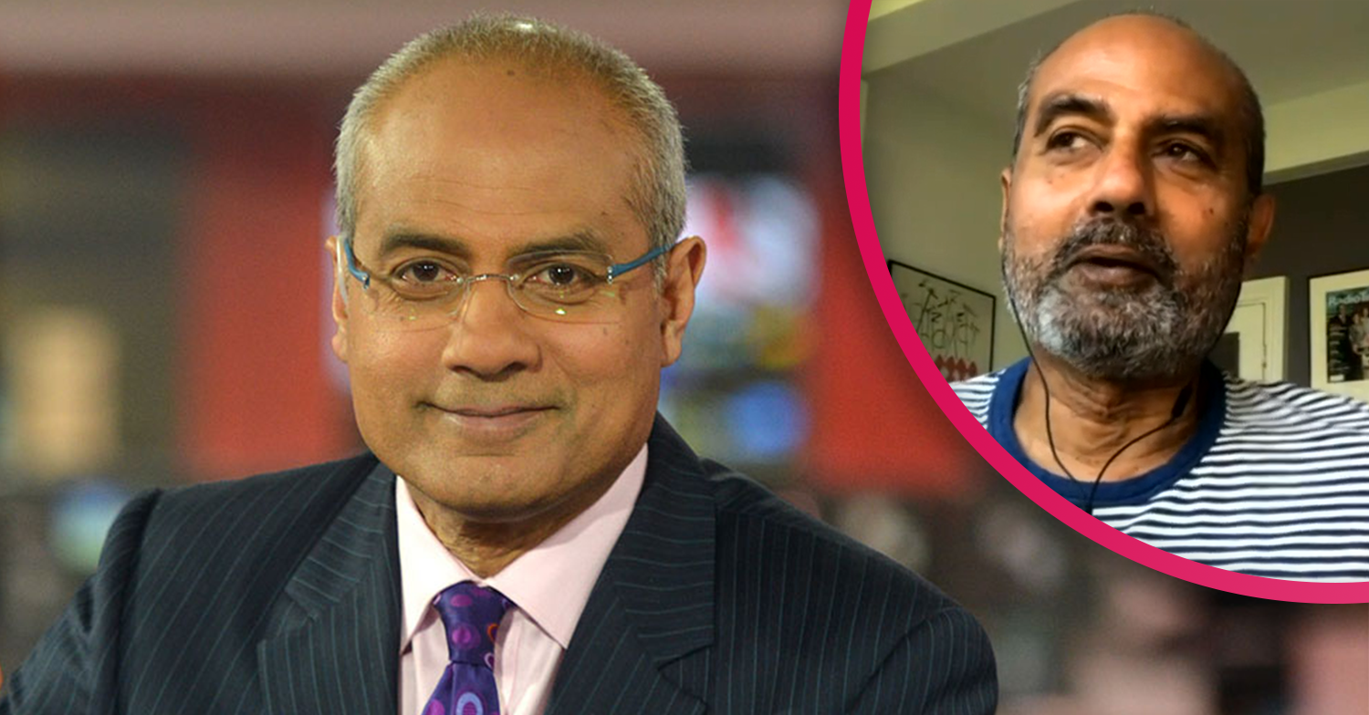 George Alagiah reveals how cancer battle helped him with COVID-19 diagnosis