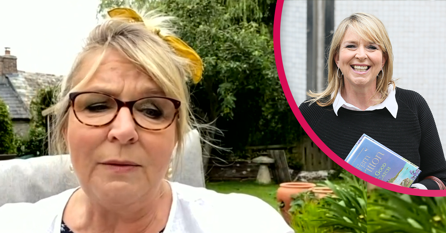 Fern Britton reveals heartbreaking family secret that inspired her new book