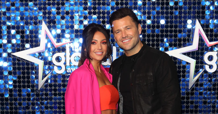 michelle keegan mark wright